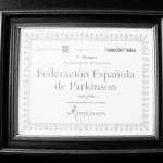 Tercer premio Sanitaria 2000 a la asociación nacional de pacientes más relevante
