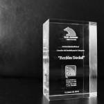 Accésit en los premios 'Esta es tu obra' en la categoría de Acción Social por el blog 'Vamos a movernos todos'. 2010
