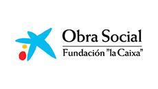 Obra Social, Fundación la Caixa logo
