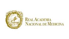 Real Academia Nacional de Medicina logo