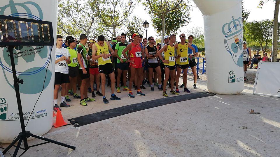 Pera Supermercado Repulsión  carrera2_ ApARKAM - Federación Española de Parkinson